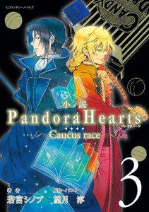 小説 PandoraHearts
