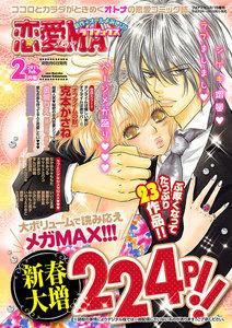 恋愛LoveMAX 2011年2月号