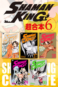 SHAMAN KING 超合本版 6巻