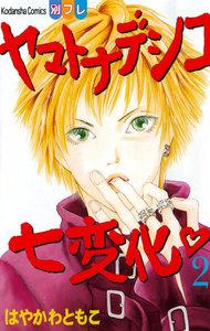 ヤマトナデシコ七変化 2巻