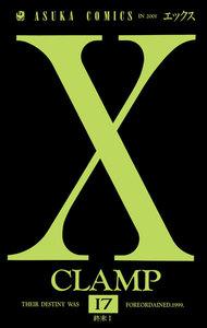 X 17巻