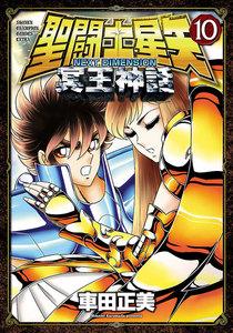 聖闘士星矢 NEXT DIMENSION 冥王神話 10巻