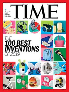 TIME 2019年12/2・12/9号