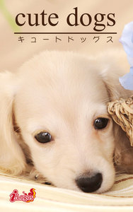 cute dogs27 ダックスフンド 電子書籍版