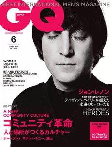 GQ JAPAN 2014年6月号