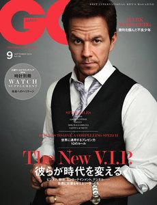GQ JAPAN 2014年9月号
