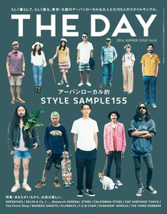 THE DAY Vol.6 2014 Summer Issue