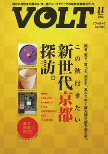 VOLT 2014年11月号 電子書籍版