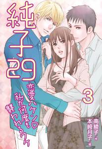 純子29~恋愛ハケン・私が何度も襲われるワケ(コミックノベル) 3