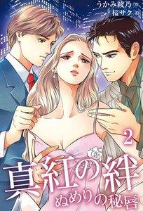 真紅の絆~ぬめりの秘唇(コミックノベル) (2)
