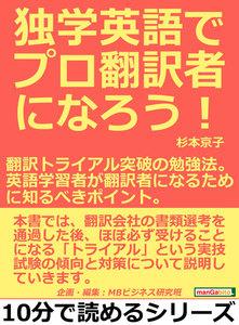 独学英語でプロ翻訳者になろう!翻訳トライアル突破の勉強法。英語学習者が翻訳者になるために知るべきポイント。 電子書籍版