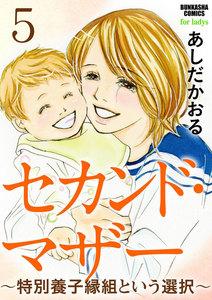 セカンド・マザー(分冊版) 【第5話】~特別養子縁組という選択~