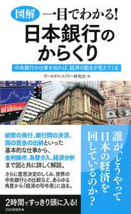 [図解]一目でわかる!日本銀行のからくり 中央銀行の仕事を知れば、経済の動きが見えてくる 電子書籍版