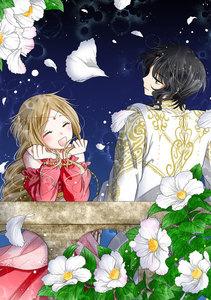 【無料連載】蛇神さまと贄の花姫