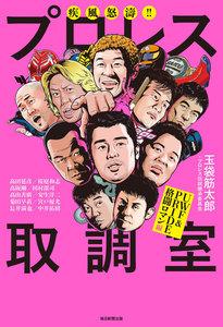 疾風怒涛!! プロレス取調室(毎日新聞出版) UWF&PRIDE格闘ロマン編