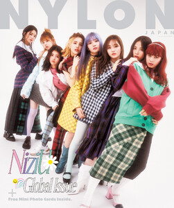 NYLON JAPAN GLOBAL ISSUE