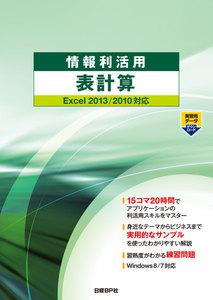 情報利活用 表計算 Excel 2013/2010対応 電子書籍版