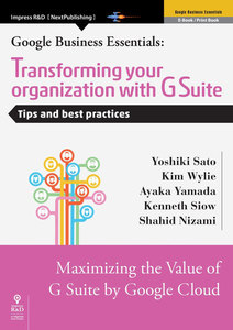 Transforming your organization with G Suite