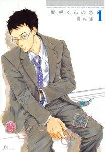 表紙『関根くんの恋』 - 漫画
