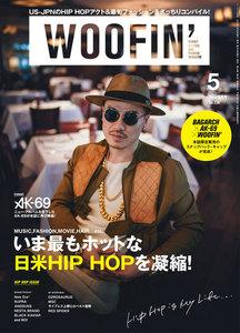 WOOFIN'  (ウーフィン) 2015年5月号