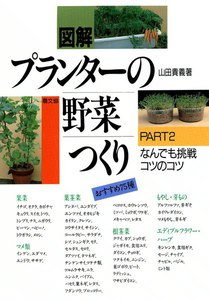 図解 プランターの野菜つくり (2) なんでも挑戦コツのコツ 電子書籍版