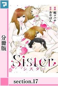 Sister【分冊版】section.17 電子書籍版