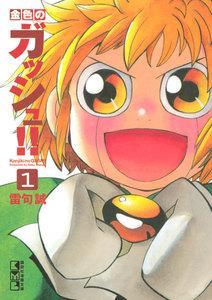 表紙『金色のガッシュ!!』 - 漫画
