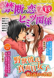 禁断の恋 ヒミツの関係 vol.13