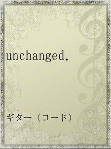 unchanged.