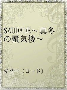 SAUDADE~真冬の蜃気楼~