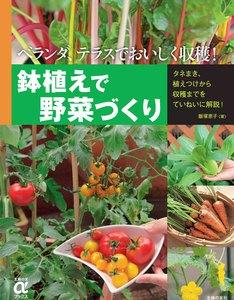 鉢植えで野菜づくり