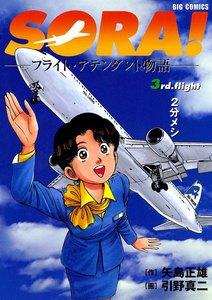 SORA!―フライト・アテンダント物語― 3巻