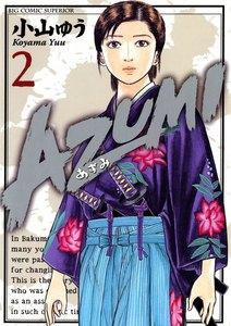 AZUMI-あずみ- 2巻