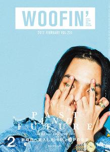 WOOFIN'  (ウーフィン) 2017年2月号