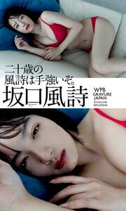 【デジタル限定】坂口風詩写真集「二十歳の風詩は手強いぞ。」 週プレ PHOTO BOOK