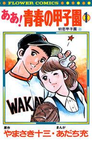 表紙『ああ!青春の甲子園(全7巻)』 - 漫画