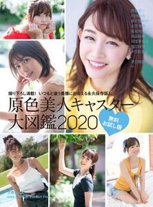 原色美人キャスター大図鑑2020 無料お試し版【文春e-Books】