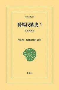 騎馬民族史 (3) 正史北狄伝