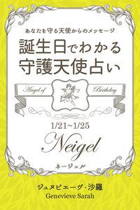 1月21日~1月25日生まれ あなたを守る天使からのメッセージ 誕生日でわかる守護天使占い