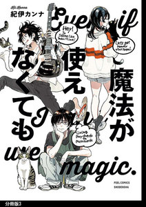 魔法が使えなくても 分冊版 3巻