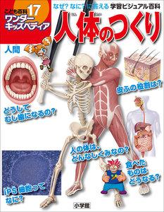 ワンダーキッズペディア17 人間 ~人体のつくり~ 電子書籍版
