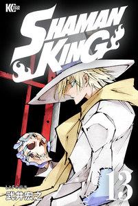SHAMAN KING ~シャーマンキング~ KC完結版 13巻