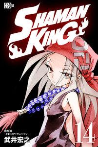 SHAMAN KING ~シャーマンキング~ KC完結版 14巻
