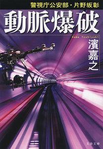 警視庁公安部・片野坂彰シリーズ