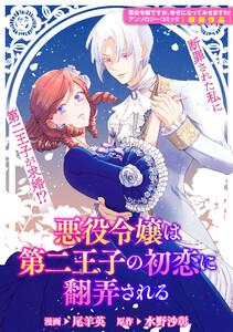 悪役令嬢は第二王子の初恋に翻弄される 電子書籍版