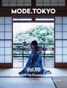 MODE.TOKYO Vol.00 日本語版