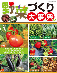 野菜づくり大事典