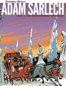 【英語版】Adam Sarlech 3巻