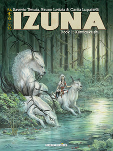 【英語版】Izuna 1巻