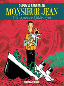 【英語版】Monsieur Jean 3巻